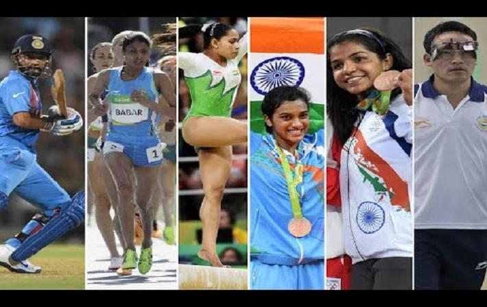भारत के 'खेल रत्नों' को राष्ट्रपति ने किया सम्मानित