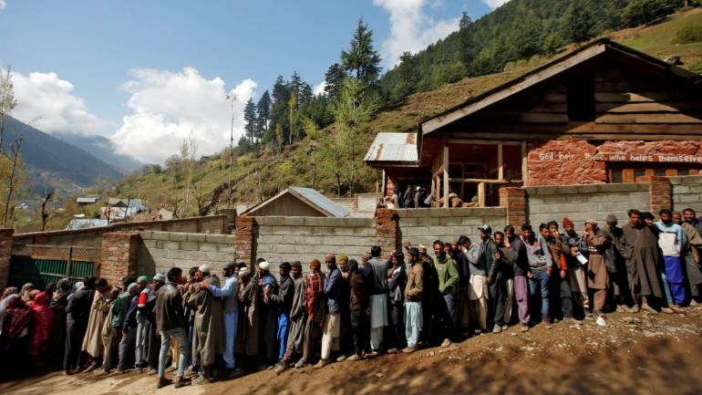 People_wait_in_a_queue_to_cast_their_votes_outside_a_polling_station_during_the_second_phase_of_general_election_in_Ganderbal_district_in_Jammu_and_Kashmir_state._Image_Reuters_770x433.jpg